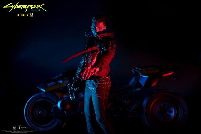 Cyberpunk 2077. Od dawna nie ma newsów, są za to nowe figurki za 3000 zł