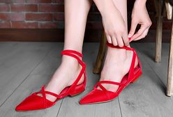 Czas na styl. Czerwone sandały na wiosnę i lato 2020