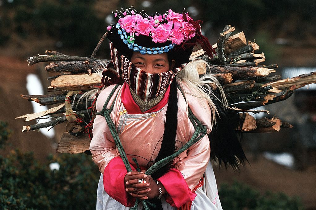 Kobieta Mosuo