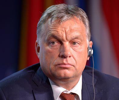 Viktor Orban zdążył, obrazić, przeprosić i obarczyć rywali winą za konflikt