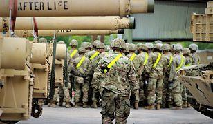 US Army jedzie na Stary Kontynent