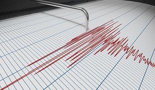 Silne wstrząsy na Sumbawie w Indonezji