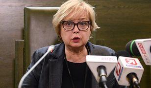 Małgorzata Gersdorf powiedziała, że obecna sytuacja może prowadzić do zastraszania sędziów