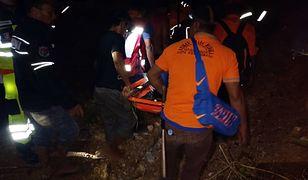 Indonezja. Akcja ratunkowa w Celebes