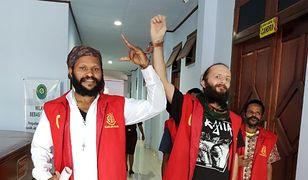 Jakub Skrzypski i współoskarżeni papuascy aktywiści w indonezyjskim sądzie