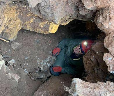 Niesamowite odkrycie pod Kielcami. Robotnicy zauważyli tajemne wejście