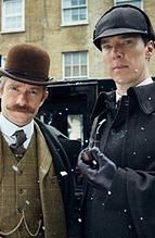 """""""Sherlock"""": tajemnicza wiadomość w świątecznym odcinku serialu"""