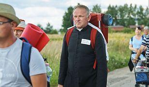 Ks. Wojciech Lemański  pełni posługę w parafii św. Andrzeja Boboli w Łodzi-Nowosolnej