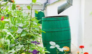 Odzyskiwanie wody deszczowej z rynien. Pomysł na niższe rachunki