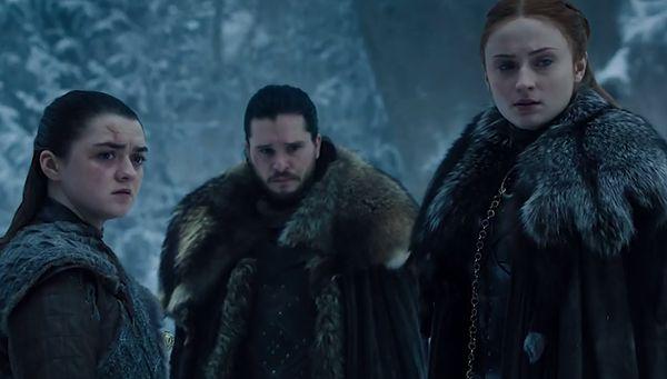 Gra o tron sezon 8, odcinek 4: Ostatni ze Starków (The last of the Starks)