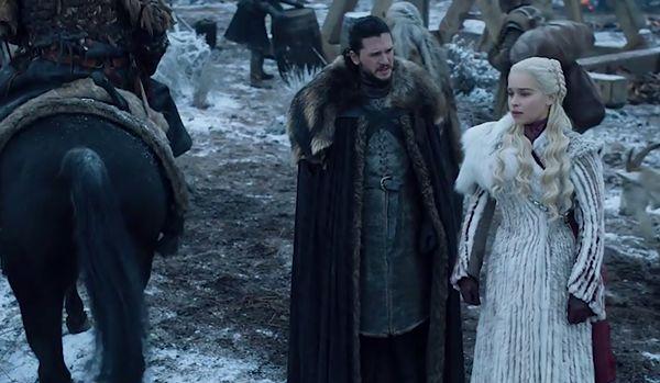 Gra o tron sezon 8, odcinek 1: Winterfell (Winterfell)
