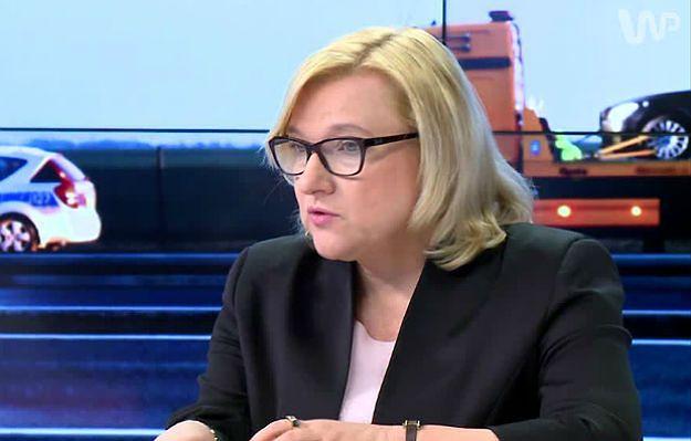 #dziejesienazywo Beata Kempa o przecieku opinii Komisji Weneckiej: sytuacja absolutnie kuriozalna