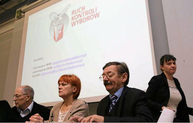 Ruch Kontroli Wyborów oczekuje od PiS zmiany prawa wyborczego. To byłaby rewolucja