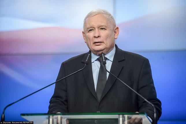 Niemieccy dziennikarze do Jarosława Kaczyńskiego. Dlaczego nadal chcecie od nas pieniędzy?