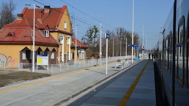 Śląskie. Rozpoczął się kolejny etap prac na linii Katowice - Wisła Głębce.