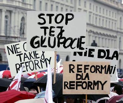 """Zaprotestują przed MEN przeciwko reformie edukacji. """"Szkoła jest nasza"""""""