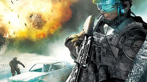 Ubisoft zastrzega nazwę Ghost Recon Future Soldier