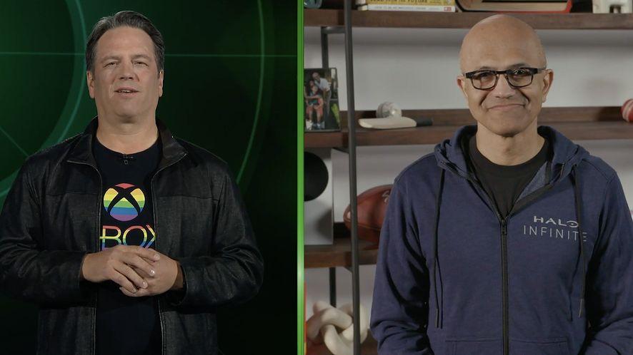 Xbox będzie wydawać jedną grę AAA w Game Pass co kwartał. Microsoft planuje kupno dalszych studiów