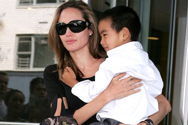 Angelina Jolie świętowała 18-tkę syna. Maddox Jolie-Pitt to już mężczyzna