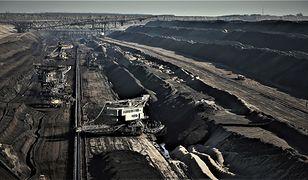 Tak mogła wyglądać polska odkrywka w okolicach Gubina. Na zdjęciu pobliska niemiecka kopalnia w Jaenschwalde // fot. Sean Gallup