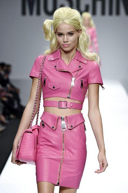 I'm a Barbie girl!
