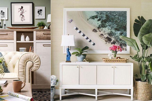 Salony klasyczne w naszej galerii inspiracji są pomysłowe i urządzone z gustem