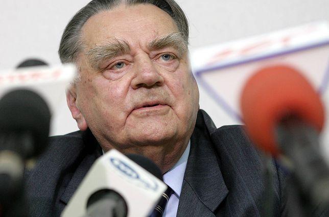 Olszewski uważa, że protest w Sejmie zaczął być sprawą polityczną