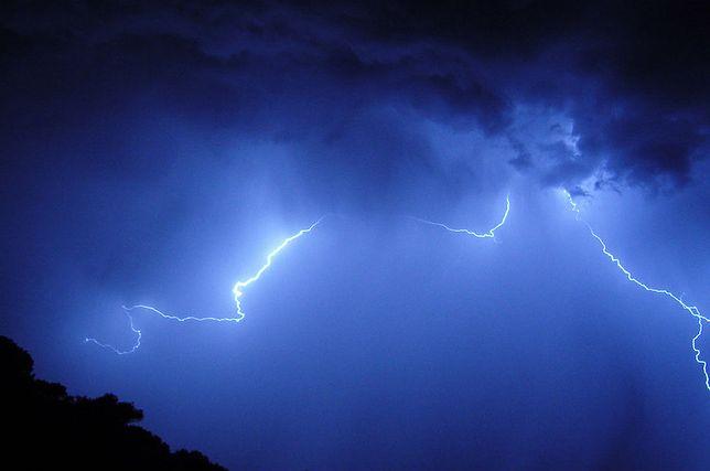 Prognoza pogody na dziś: IMGW ostrzega przed burzami i gradem na południu Polski