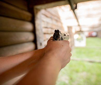 Zielonka. Funkcjonariusz Biura Operacji Antyterrorystycznych postrzelił się na strzelnicy