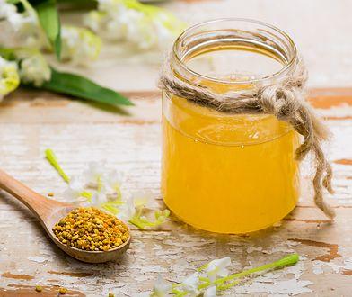 Miód to przykład idealnego składnika pielęgnacyjnego.