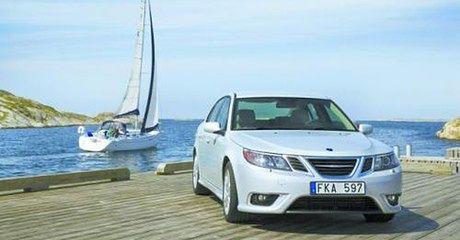 Nowy Saab 9-3