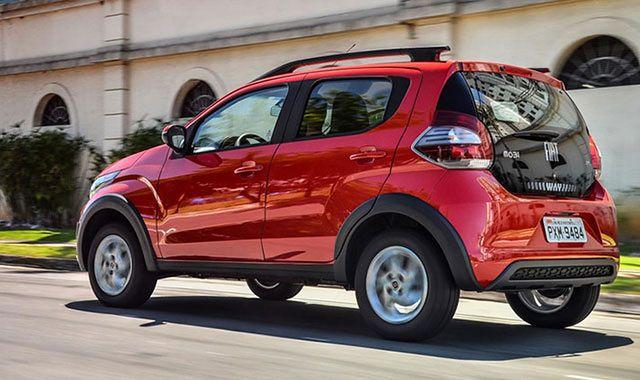 Mobi - nowy crossover Fiata. Cena to 35 tys. zł!