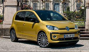 Volkswagen Up!: mały Up-date