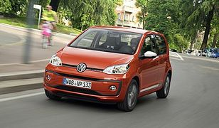 Zmodernizowany VW up! od 36 390 zł