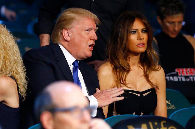 Donald i Melania