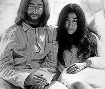Yoko Ono i John Lennon