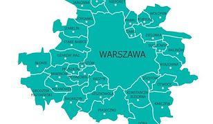 Władze Legionowa i Podkowy Leśnej zapowiedziały referendum ws. przyłączenia do Warszawy