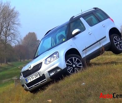Skoda Yeti Outdoor 4X4 2.0 TDI 170 KM, 2014 – test autocentrum.pl #142
