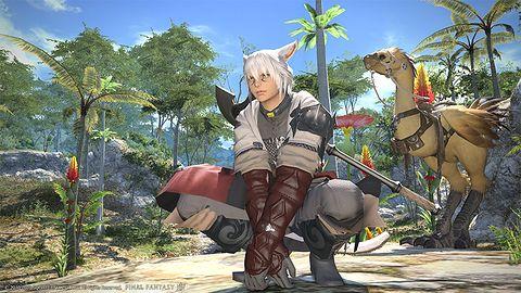 Final Fantasy XIV na PS4? Zagramy w kwietniu