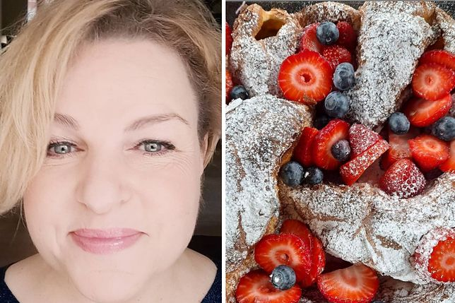 Katarzyna Bosacka potrafi zainspirować w kuchni