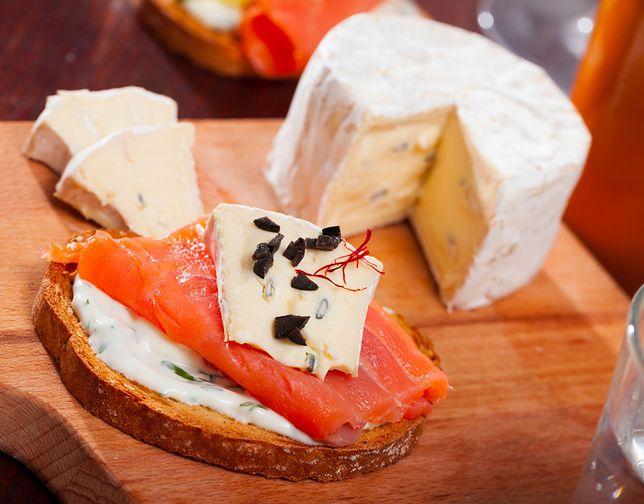 Na bazie sera cambozola można przygotowywać rozmaite potrawy