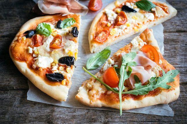 Pizza - kaloryczność i sztuczki, jak ją odchudzić