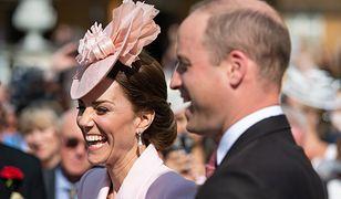 Księżna Kate i księcia William