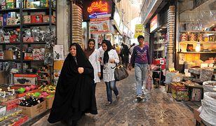 Iran - bezpieczeństwo kobiet
