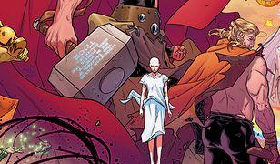 Potężna Thor – Grzmiąca krew