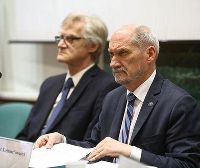 Antoni Macierewicz i Kazimierz Nowaczyk