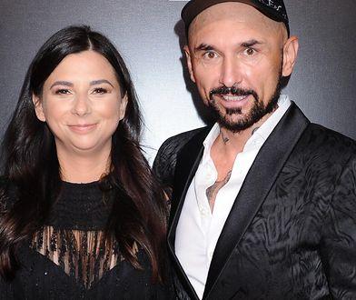 Patryk Vega zabrał żonę na premierę swojego nowego filmu. Wiele jej zawdzięcza