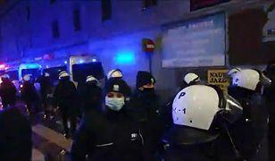 Szarpanina w Rybniku. Przed klubem padły strzały ostrzegawcze, użyto granatów