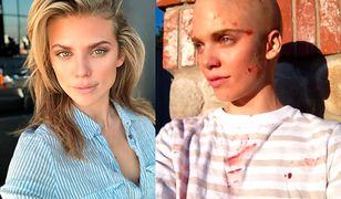 """AnnaLynne McCord nie potrafiła wyjść z roli Pauline z horroru (po prawej), gdy wróciła na plan """"90210"""""""