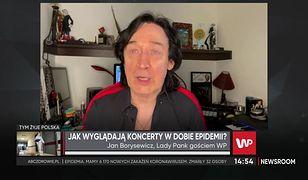 Jan Borysewicz zdradza, jak będą wyglądać najbliższe koncerty w czasie pandemii